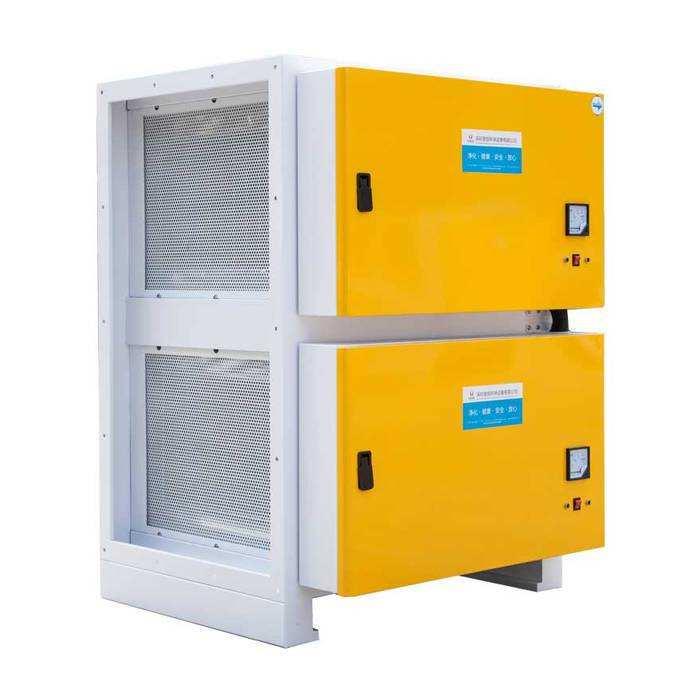 静电式油烟净化器BH-160(正双层)